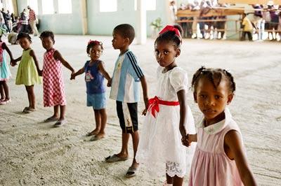 Children in Disasters
